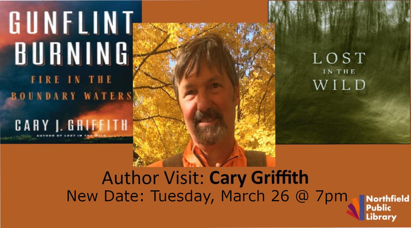Author Talk: Cary Griffith