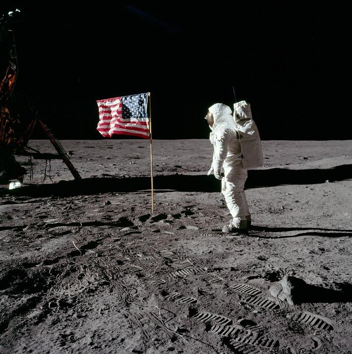 Apollo 11's Moon Landing: Reenactment Webcast!