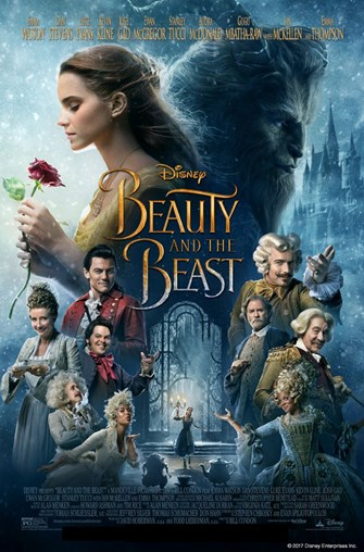 Movie Night @ the Library: Beauty and the Beast (2017)