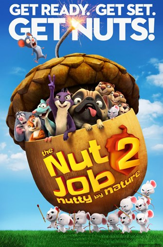Family Movie Night: The Nut Job 2: Nutty by Nature