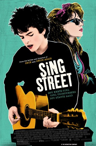 Movie Night @ the Library: Sing Street (2016)