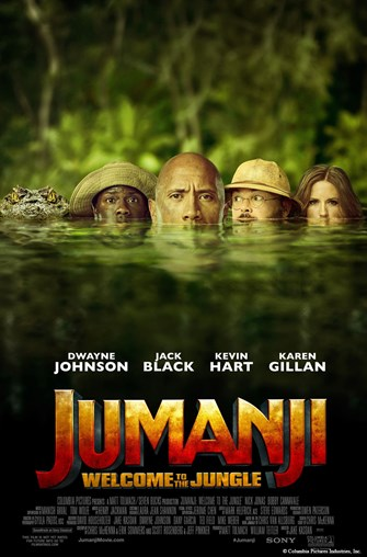 Family Movie Night: Jumanji: Welcome to the Jungle (2017)