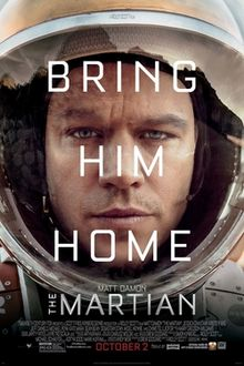 Movie Night @ the Library: The Martian (2015)
