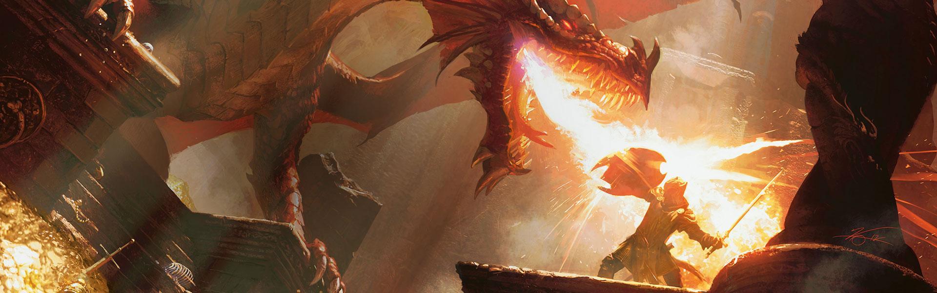 Dungeons & Dragons 101!