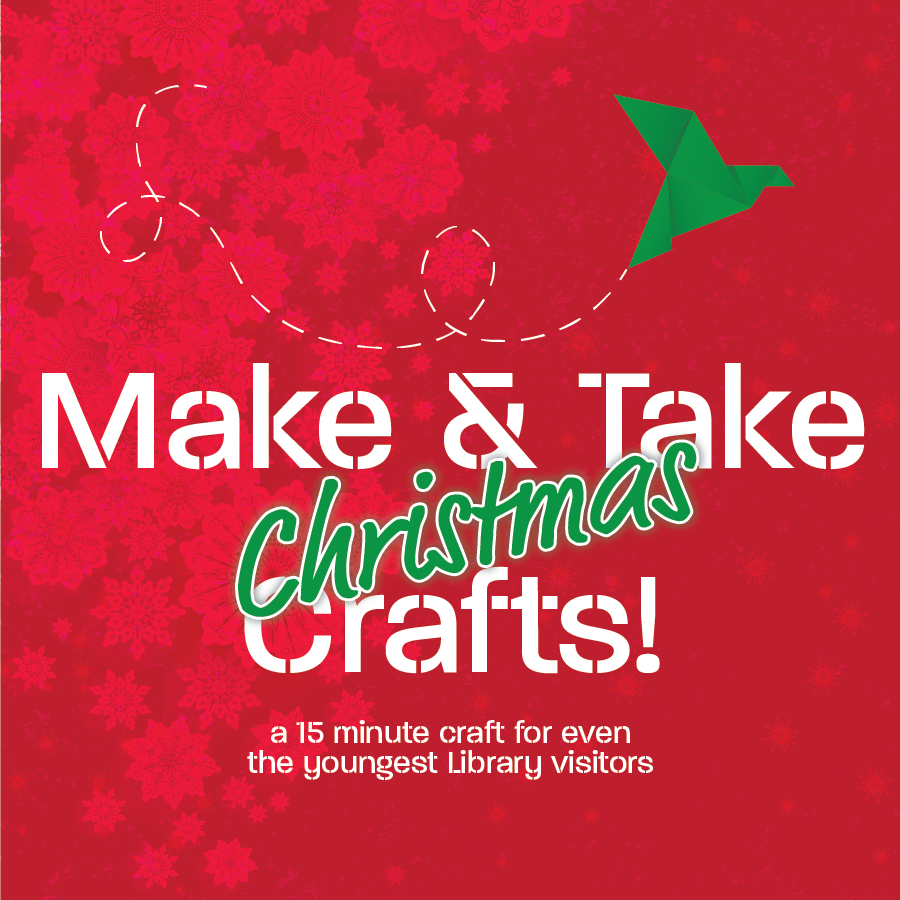 Make & Take: Christmas!