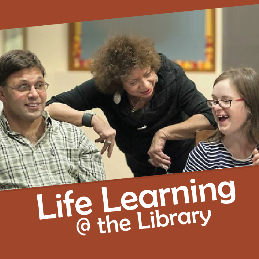 The Life Learning at the Library