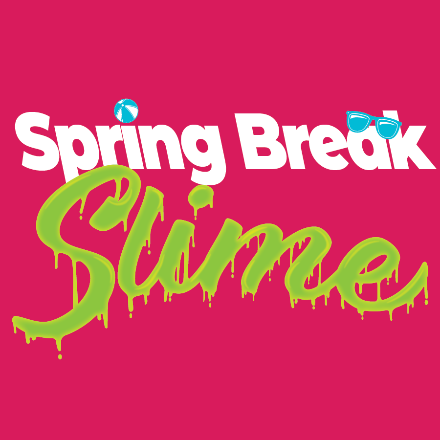 Spring Break Slime