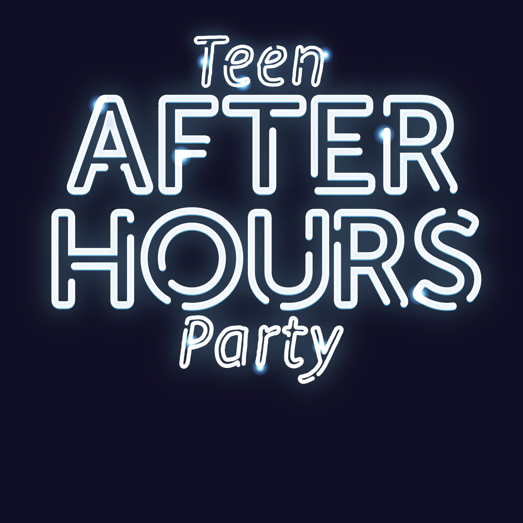 Teen After Hours: Glow In the Dark Egg Hunt