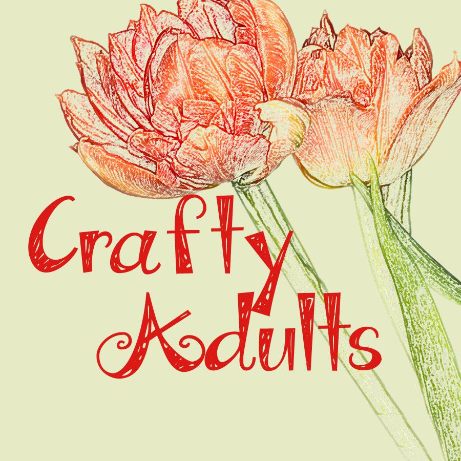 Crafty Adults: Upcycled Book Bracelet