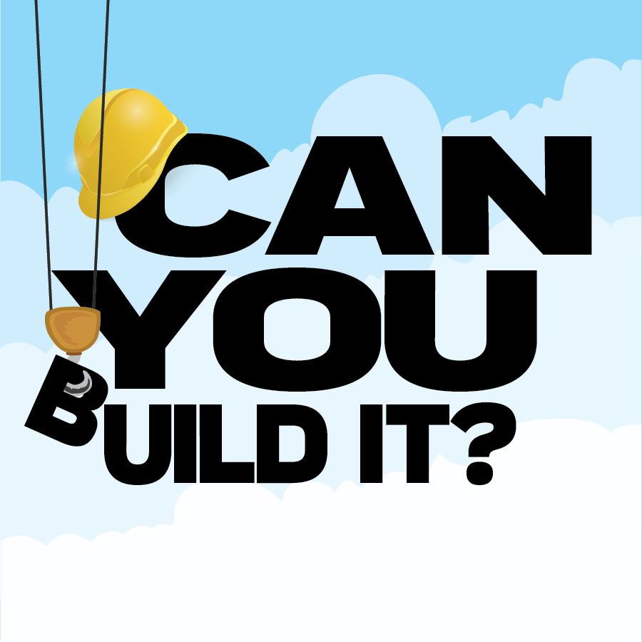 Can You Build It? Lego Pyramid