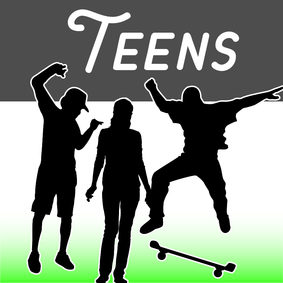 Teens and Toons!