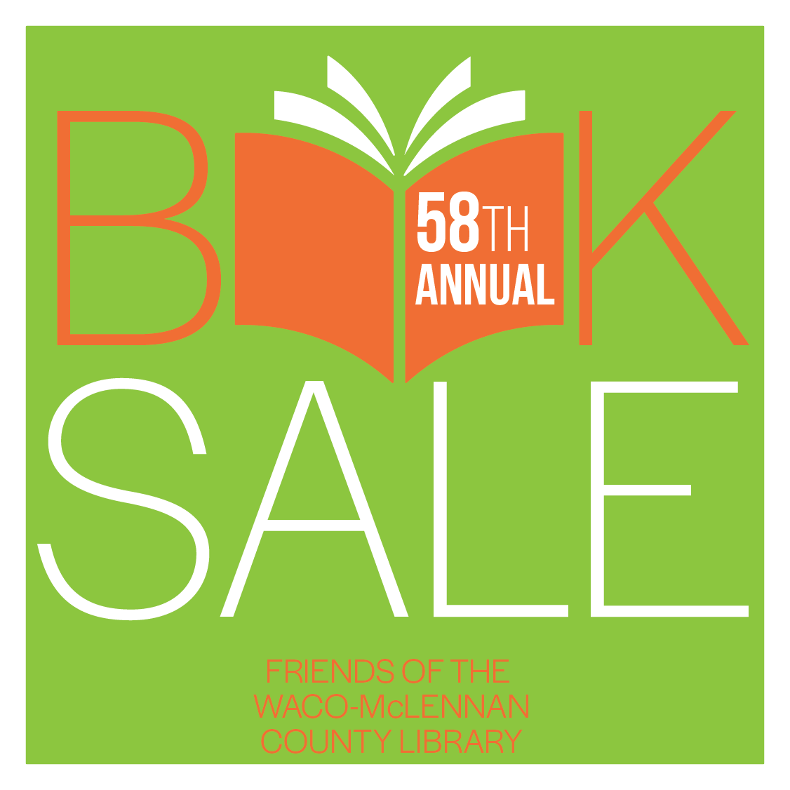 Friends of the Waco-McLennan County Library Book Sale
