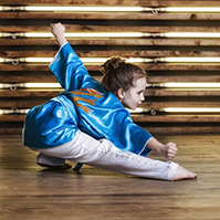 Chinese Martial Arts for Kids PreK-2nd Grade