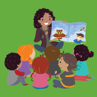 Island Toddler Storytime