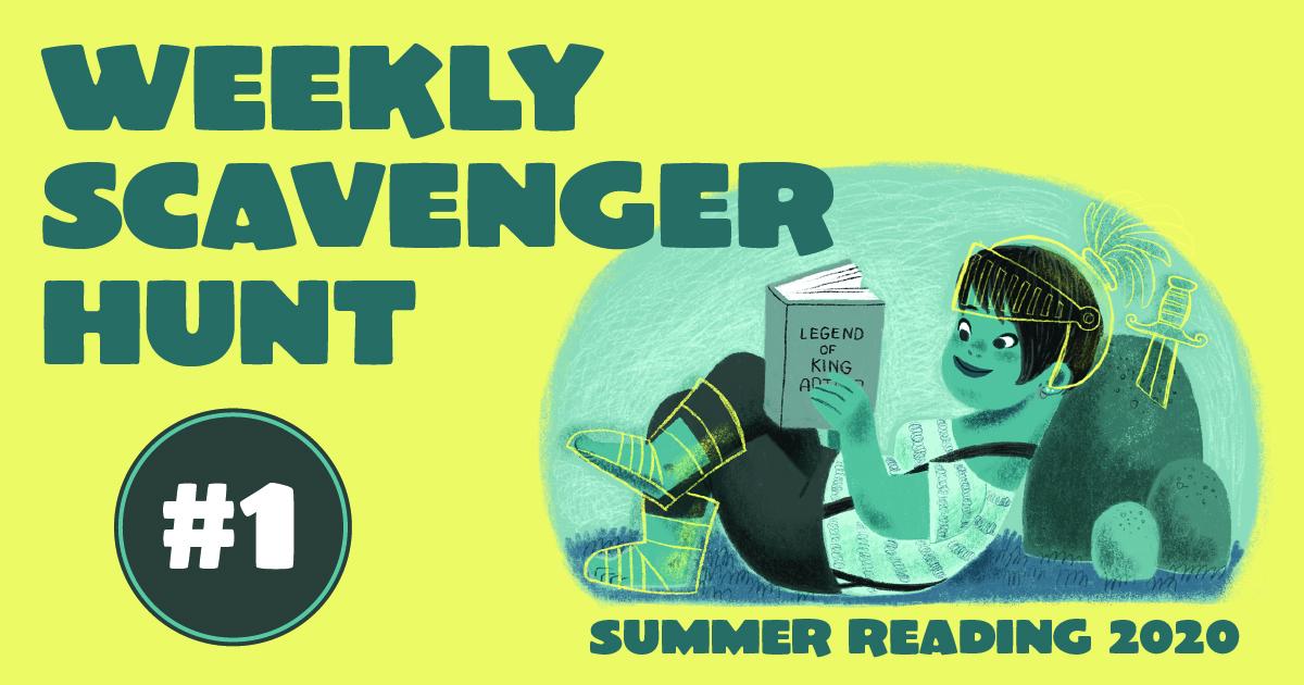 Weekly Scavenger Hunt #11