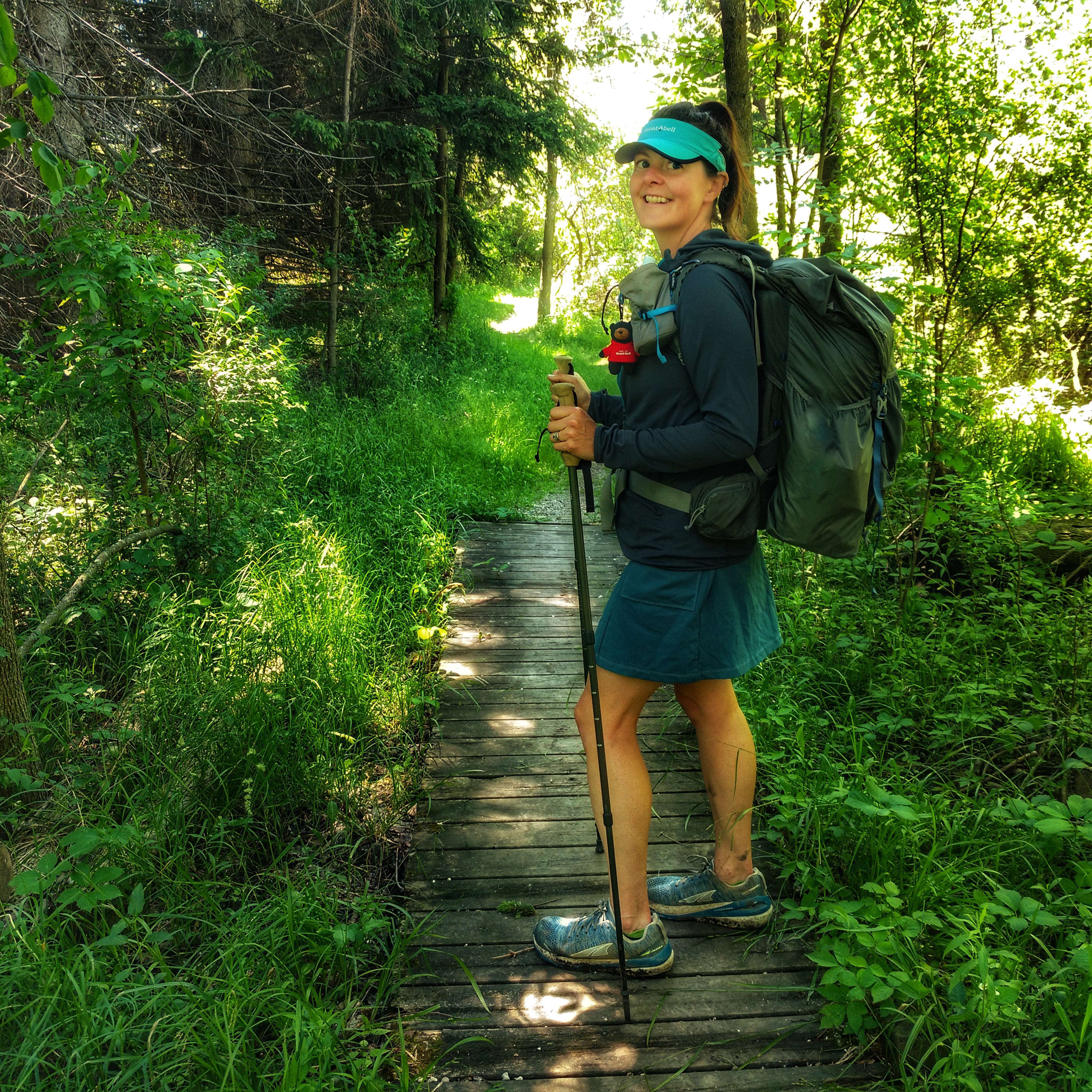 Read & Share 2020: Backpacking for Women