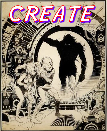Comic Book / Graphic Novel Creative Forum and Workshop!