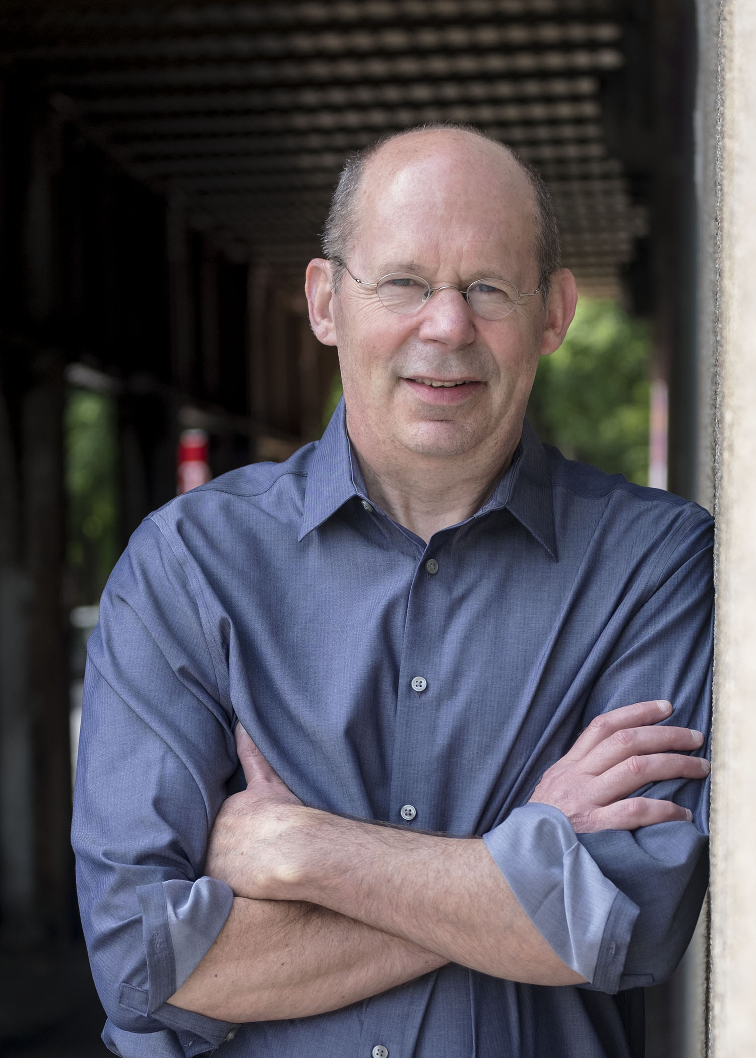 Fireside Chat with Author Alex Kotlowitz