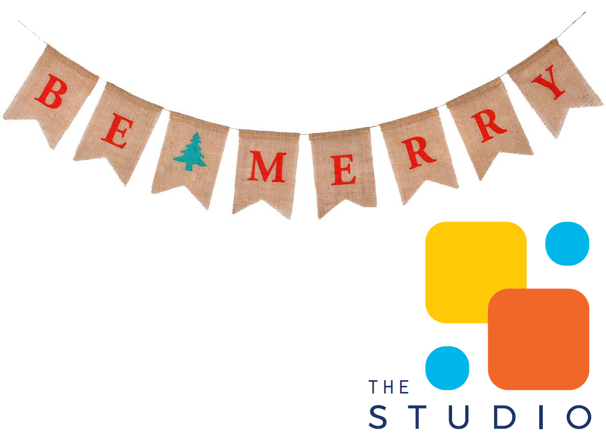 The Studio: Holiday Garlands