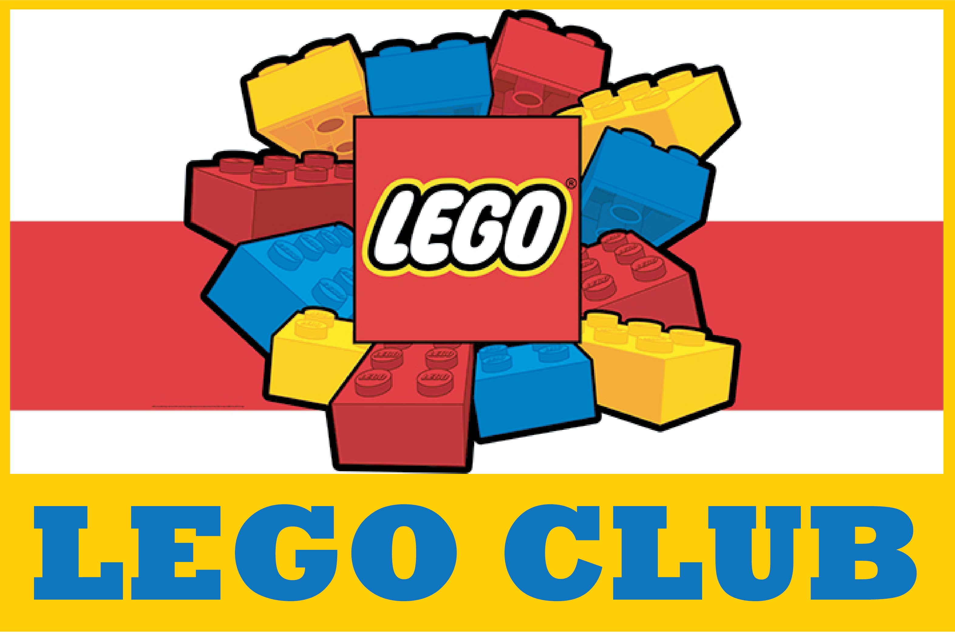 LEGO Club | Ages 4 and up