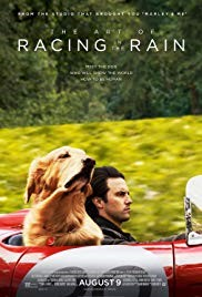 Feature Film: THE ART OF RACING IN THE RAIN (PG, 109 min.)