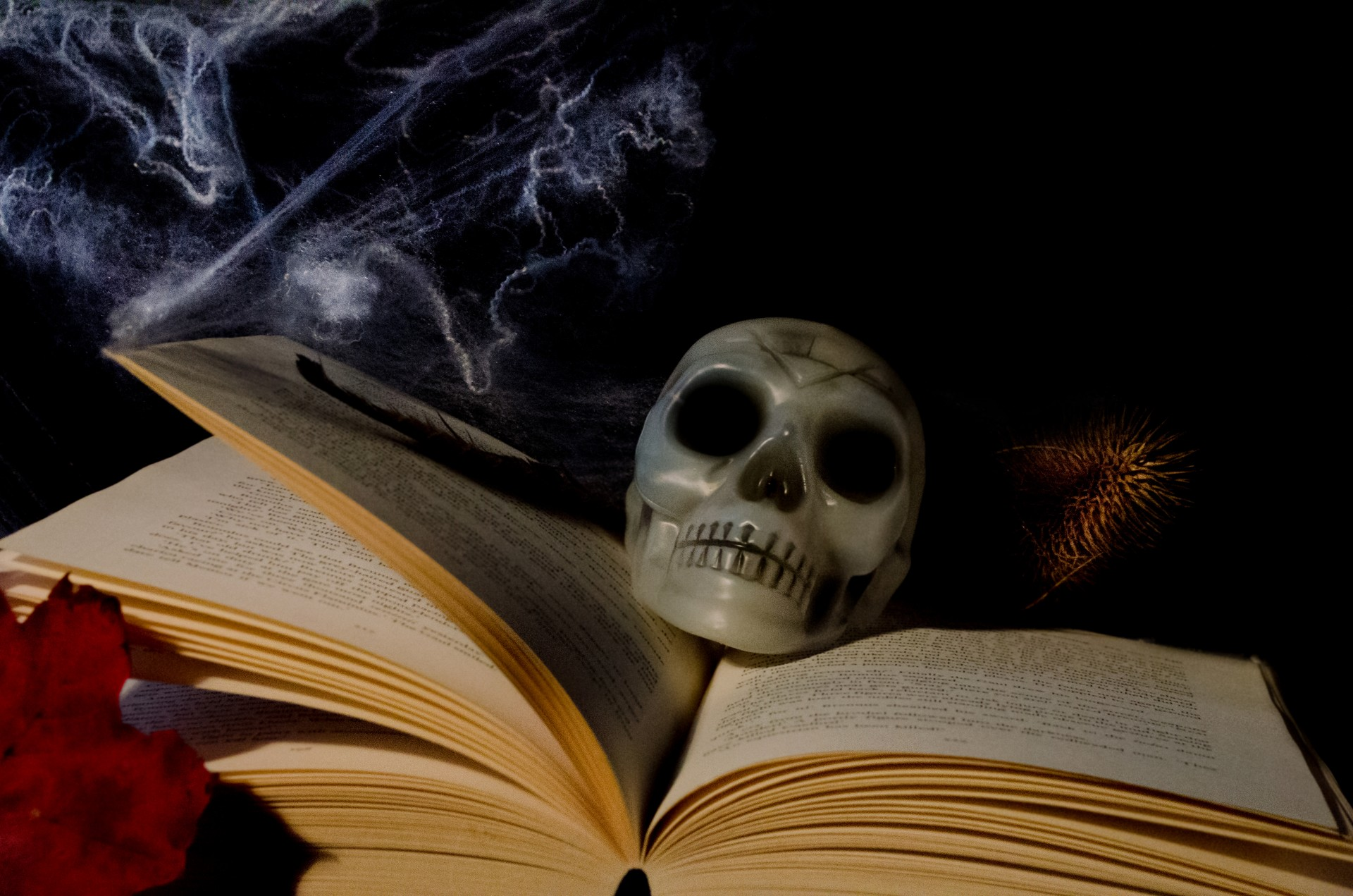 Virtual Storytelling: The Haunted Page