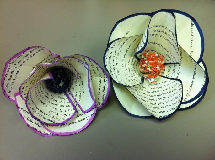 Virtual Craft Workshop: Paper Bouquets