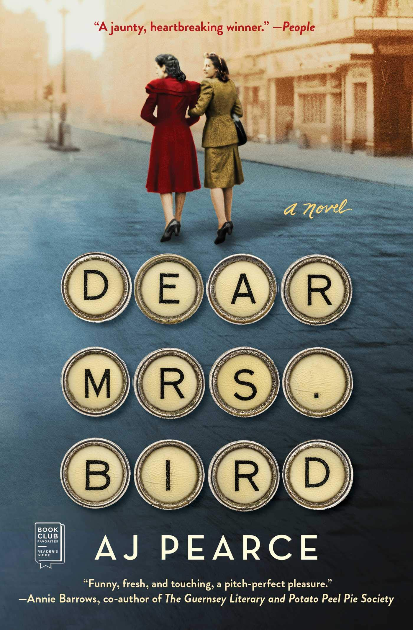 Evening Book Discussion: DEAR MRS. BIRD by A.J. Pearce