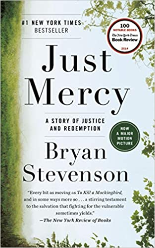 Inclusive Reading Club: Just Mercy: A story of justice and redemption