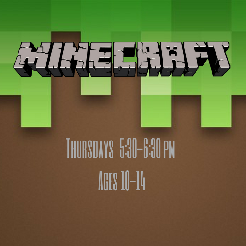 Minecraft for Tweens