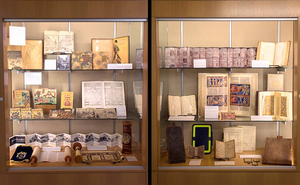 "Exhibition: ""The Global Book"""