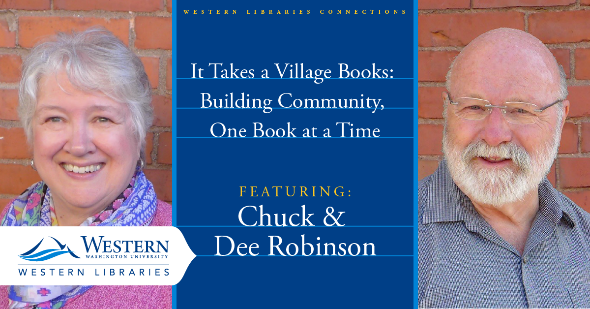 Chuck and Dee Robinson: Building Community One Book at a Time