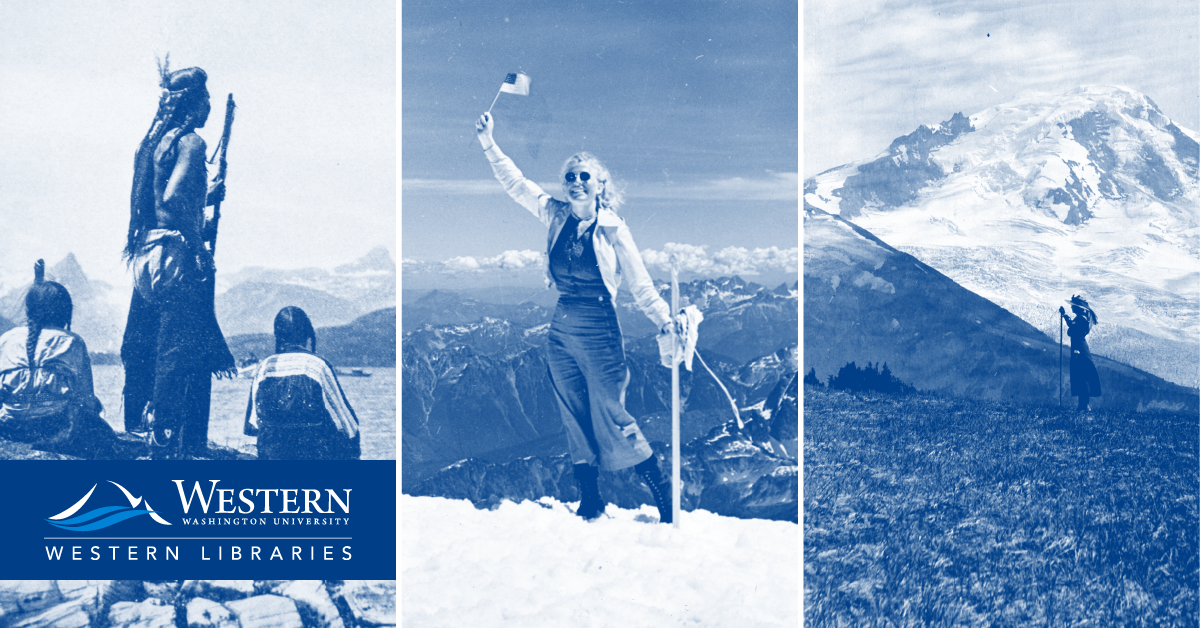 "Exhibit- ""To the Mountaintop: A Social History of Mountaineering"""