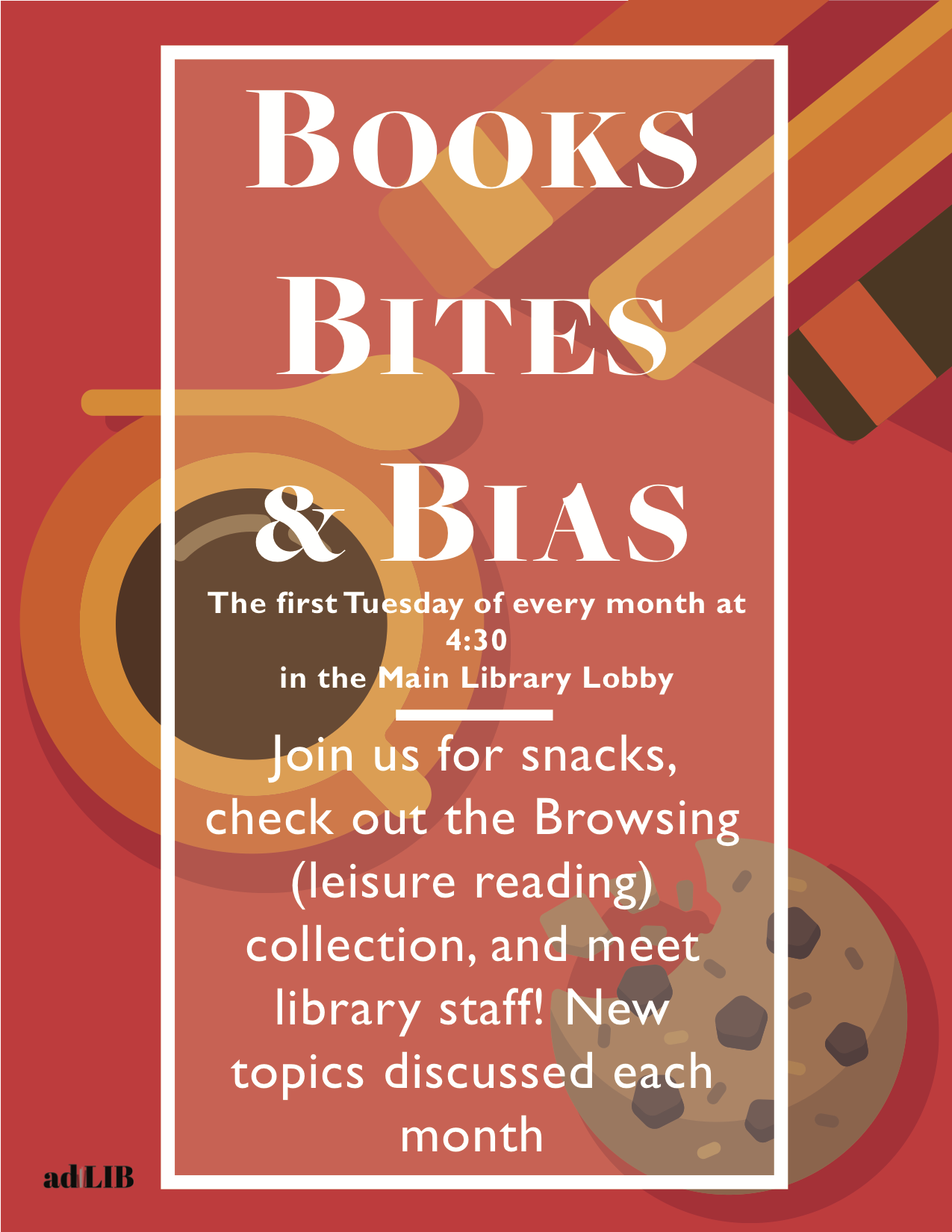 Books, Bites, and Bias