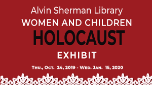 Women and Children of the Holocaust Exhibit