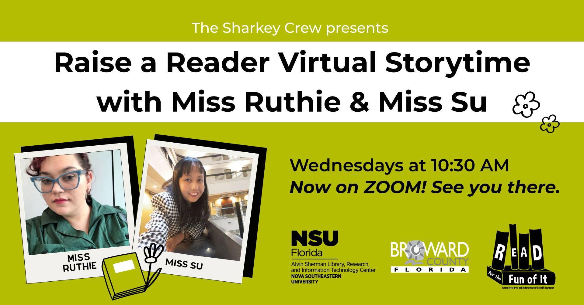 Raise a Reader Storytime