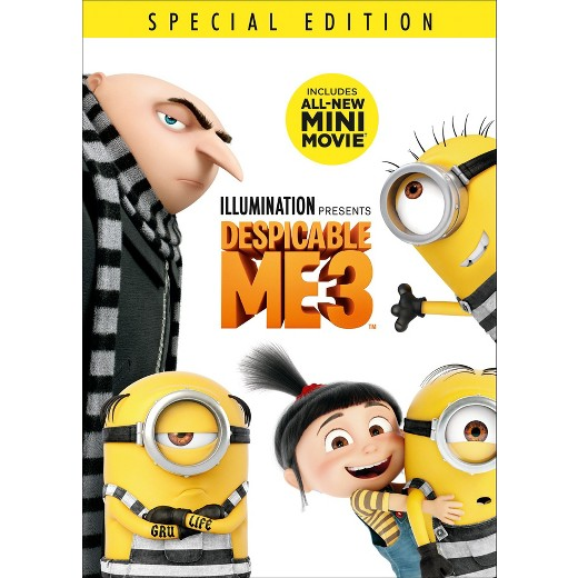 Afternoon Movie - Despicable Me 3