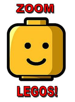 ONLINE: Zoom Legos!