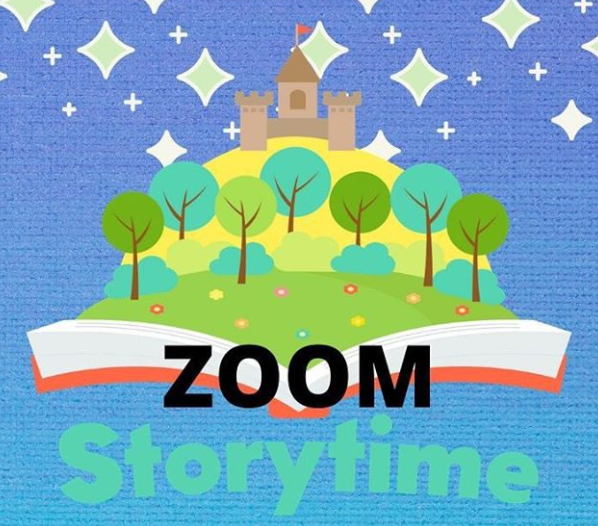 VIRTUAL STORYTIME (AFTERNOON)