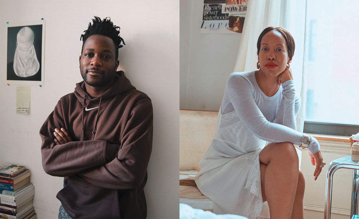 Esopus Magazine Presents: John Edmonds and Marjon Carlos in Conversation
