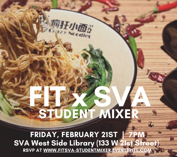 FIT X SVA Asian American Student Union Mixer