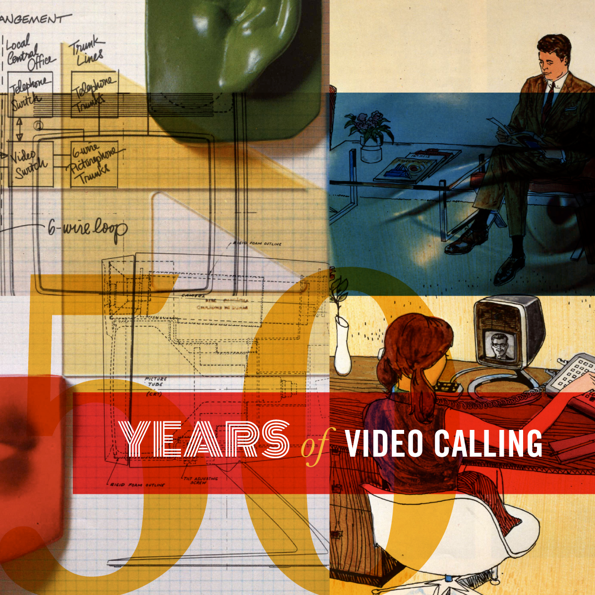 50 Years of Video Calling