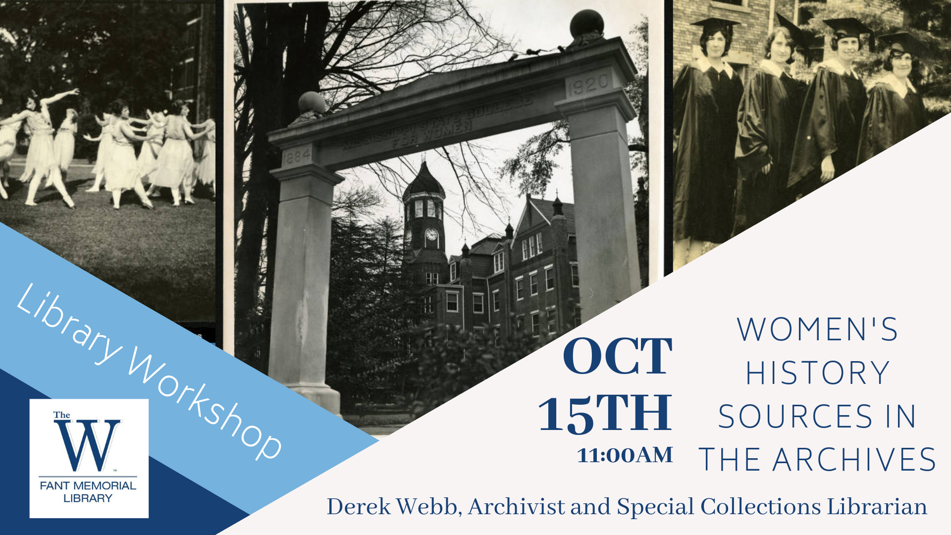 Archives and Special Collections Workshop