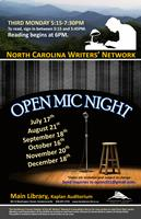 NCWN Open Mic Night