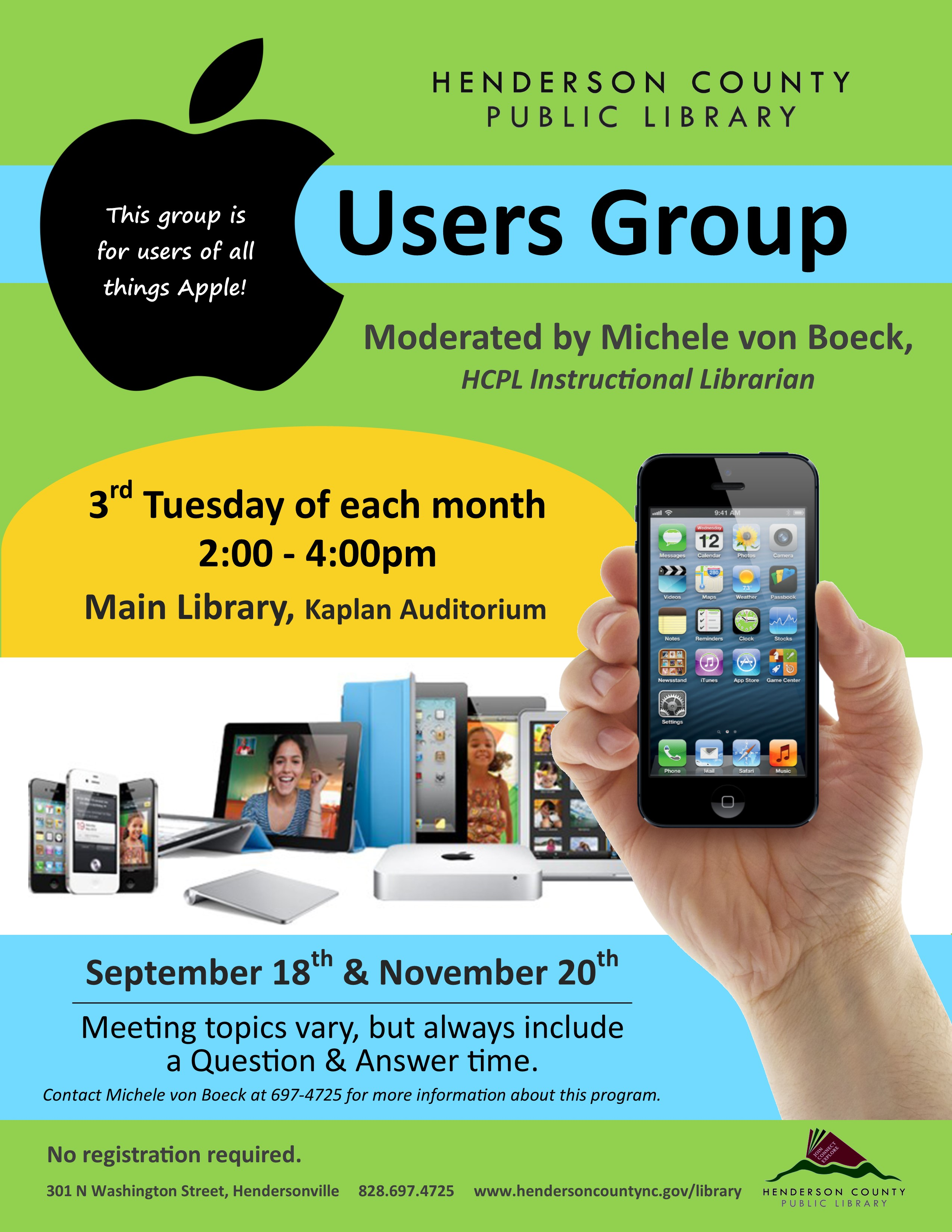 Apple Users Group