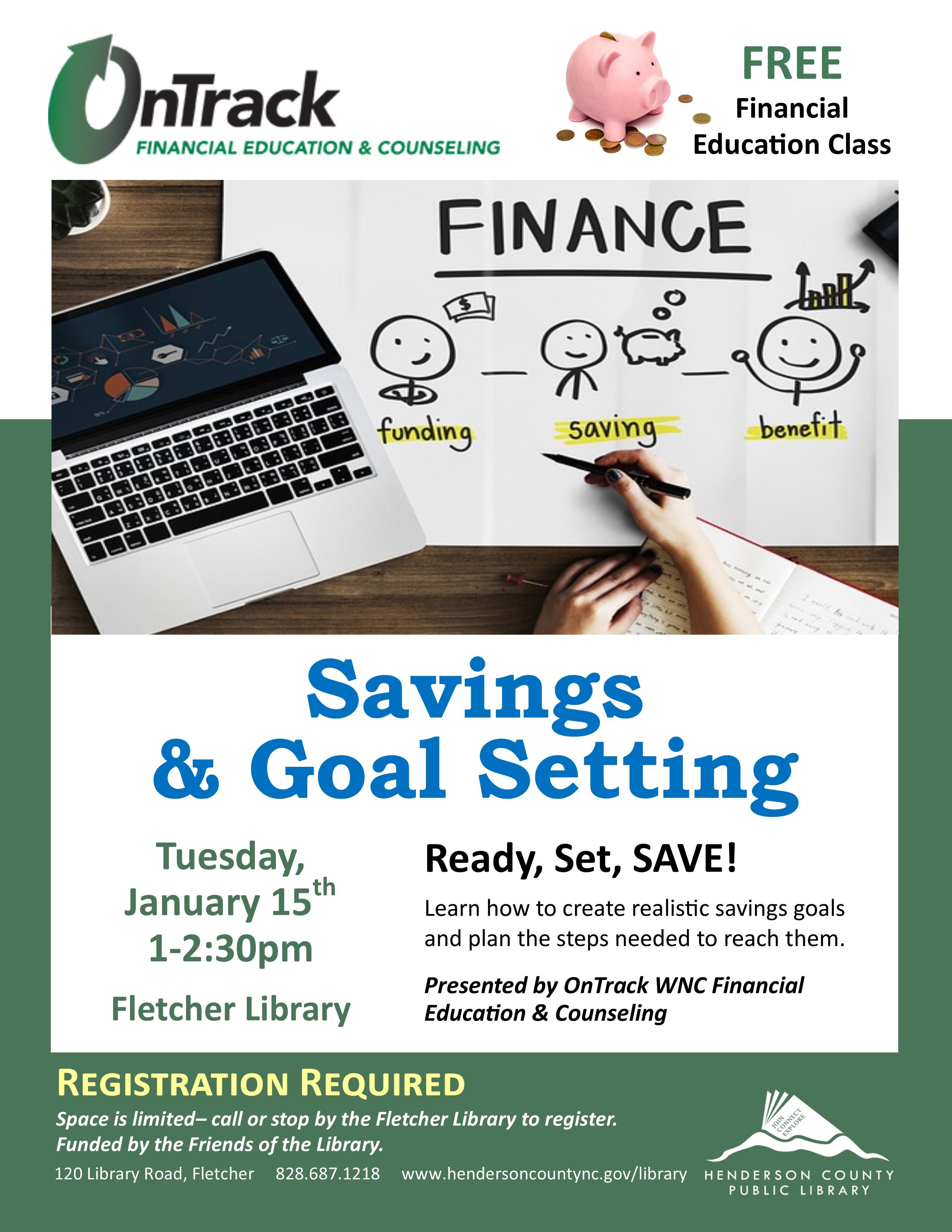 Savings & Goal Setting