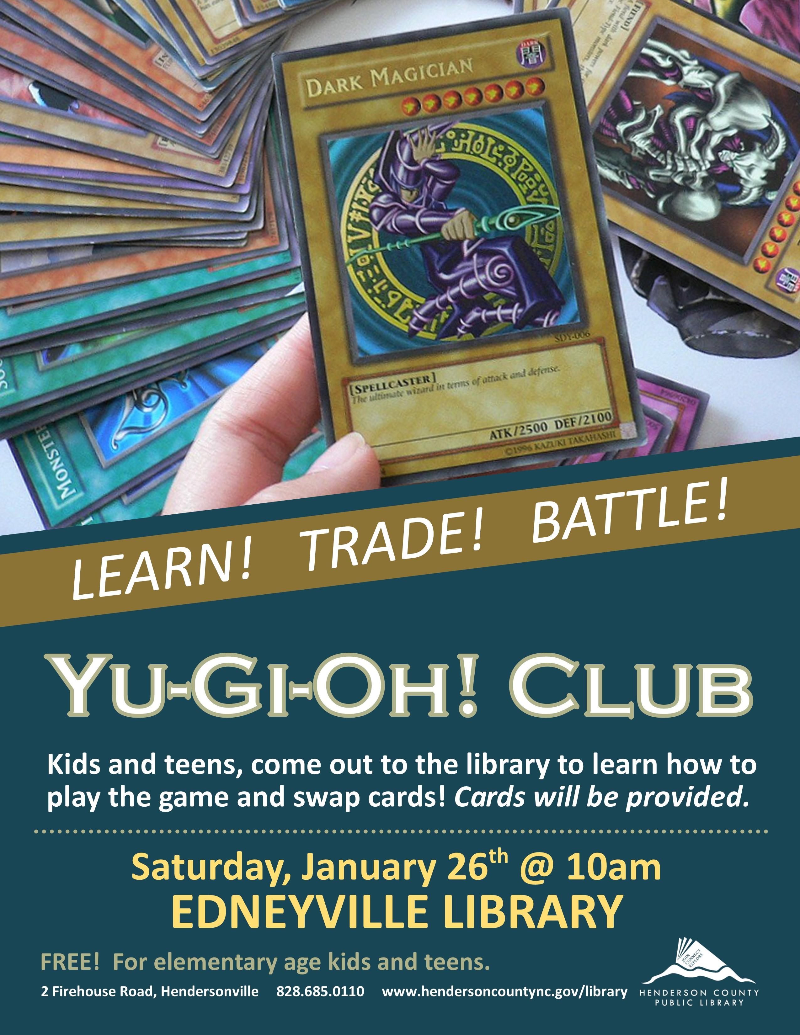 Yu-Gi-Oh! Club