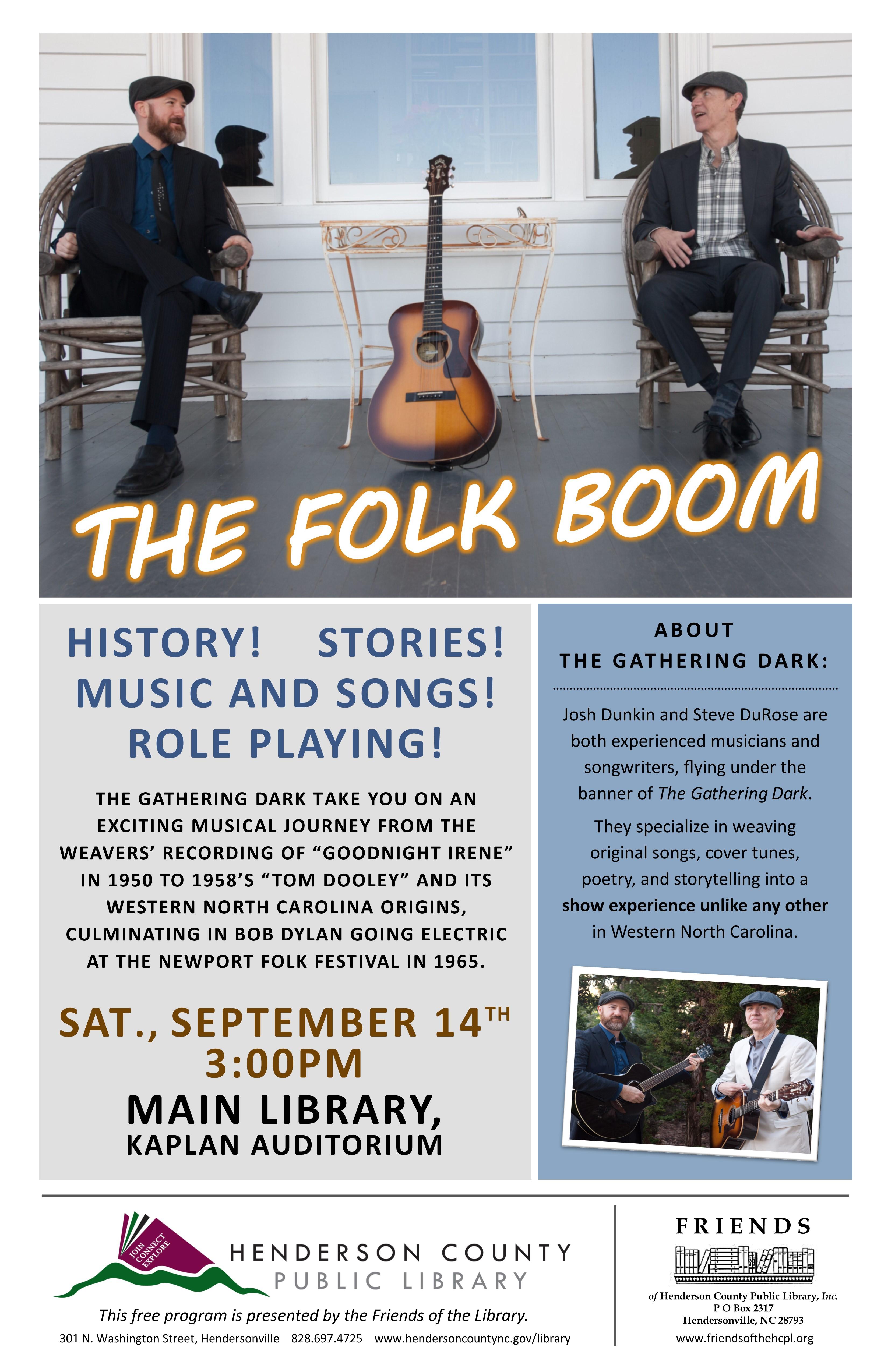 The Folk Boom