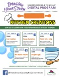 Kitchen Creations: Playdough