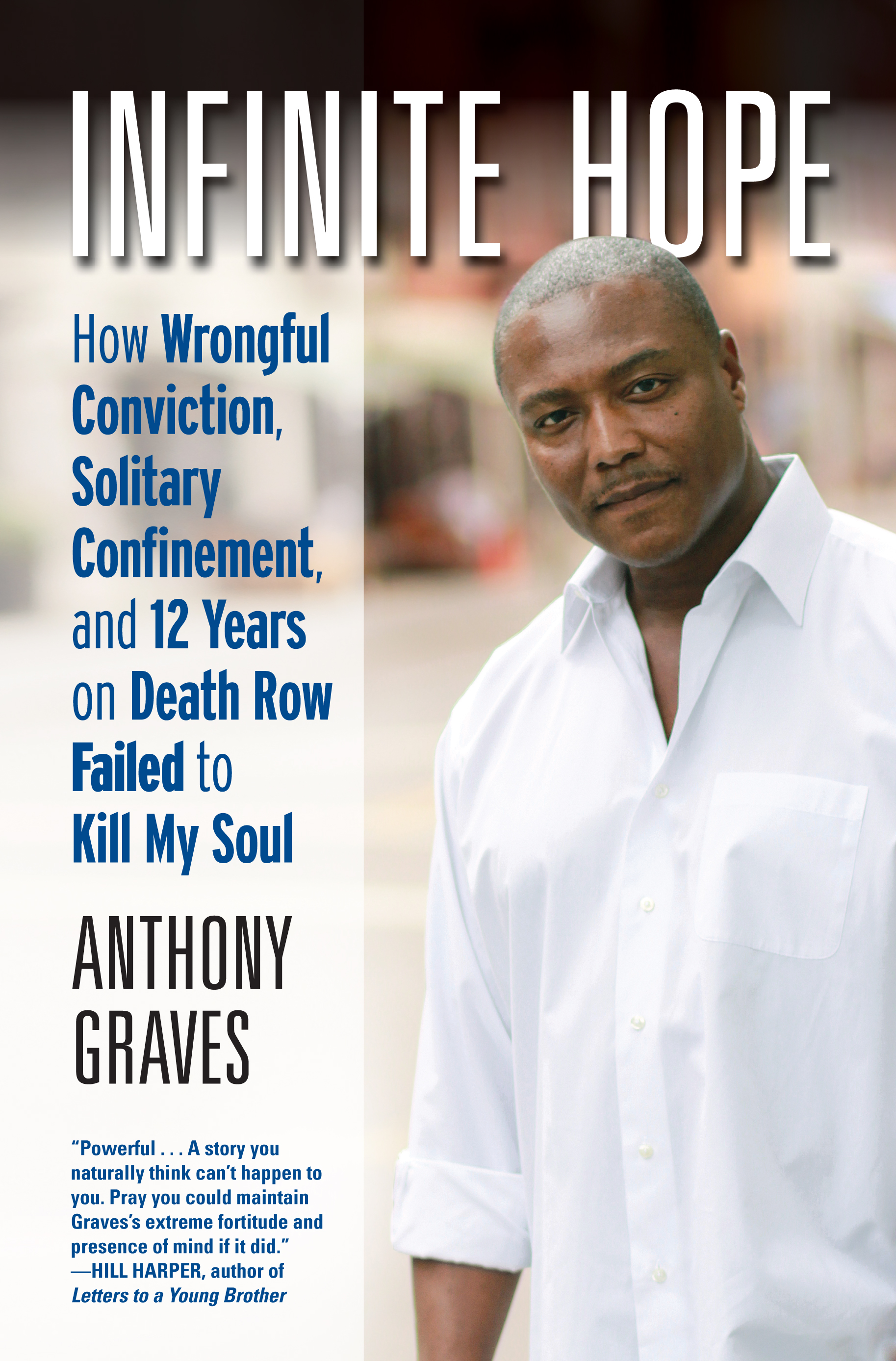 Author Anthony Graves